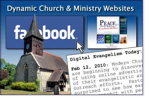 church-website-design-package